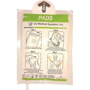 iPAD Dual Use Adult/Child Electrode Pads