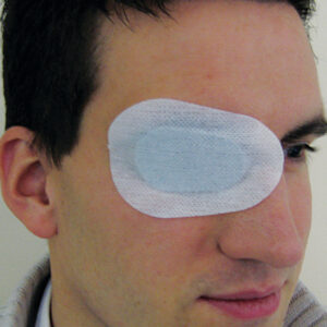 HypaCover Sterile Adhesive Eye Pad (Pack of 10)