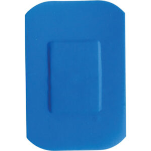 HypaPlast Blue Detectable Catering Plasters