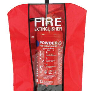 Fire Extinguisher Soft Cover