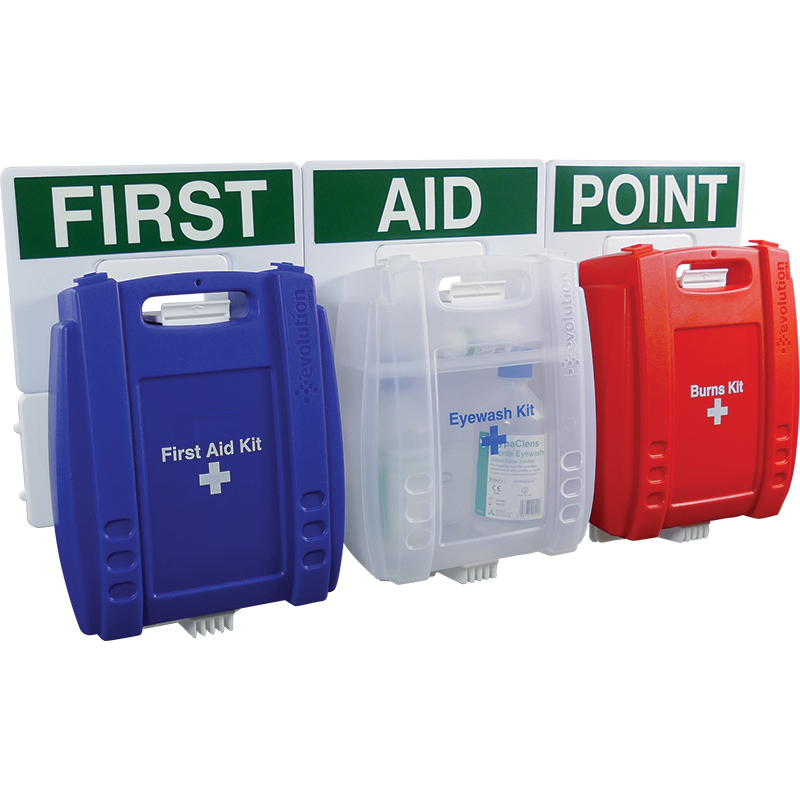 3 Point Evolution Comprehensive Catering First Aid Station