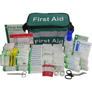 School First Aid Haversack (BS Compliant)