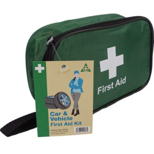 Car and Vehicle First Aid Kit