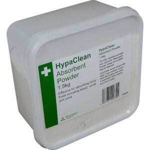 HypaClean Bodily Fluid Absorbent Powder
