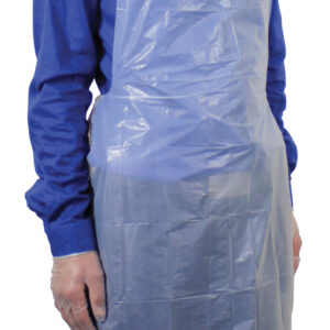 Polythene Disposable Aprons (Pack of 100)