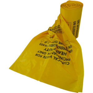 Clinical Waste Sacks (Pack of 25) (Max 10kg)