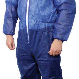 Disposable Overall (Blue, Large)