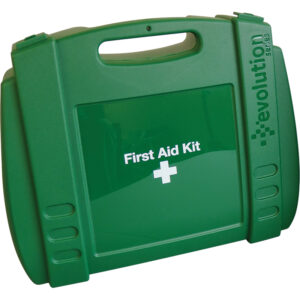 Evolution Green First Aid Boxes (Empty)