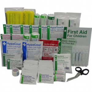 Secondary School First Aid Kit Refill Pack