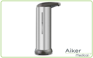 Automatic Desktop Hand Sanitiser Dispenser at Aiker Medical