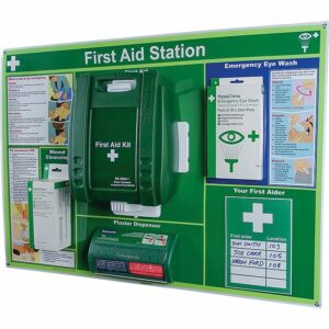 Evolution First Aid Station