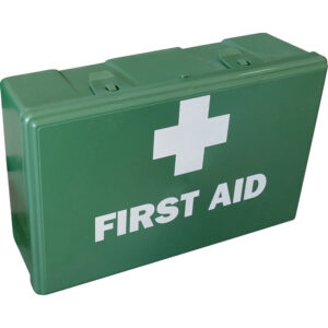 Truck and Van First Aid Kit in Square Case