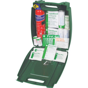 Evolution First Aid PCV & Fire Extinguisher Kit