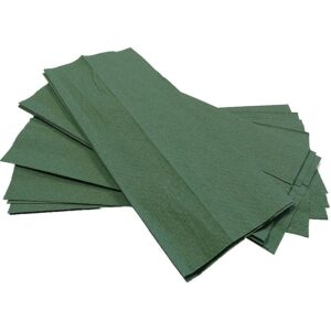 1 Ply Green Towels