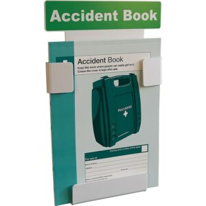 Accident Book Station With Accident Book (A4)